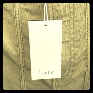 NWT Joie Military style jeans